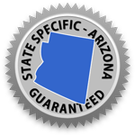 Arizona Lease Agreement Guarantee Seal