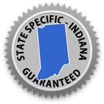 Indiana Lease Agreement Guarantee Seal