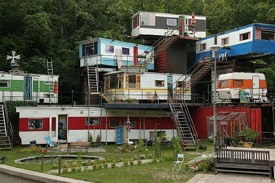 Highbrow Investors Snatch Up Trailer Parks In Surprising And