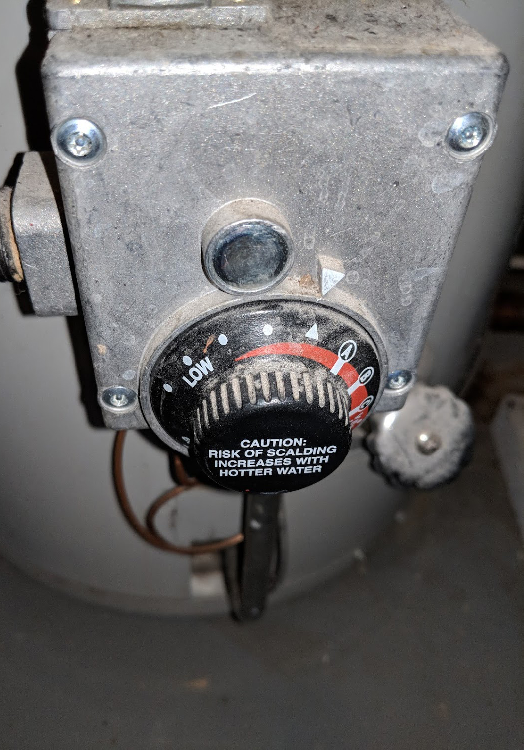 Waterheater Thermostat