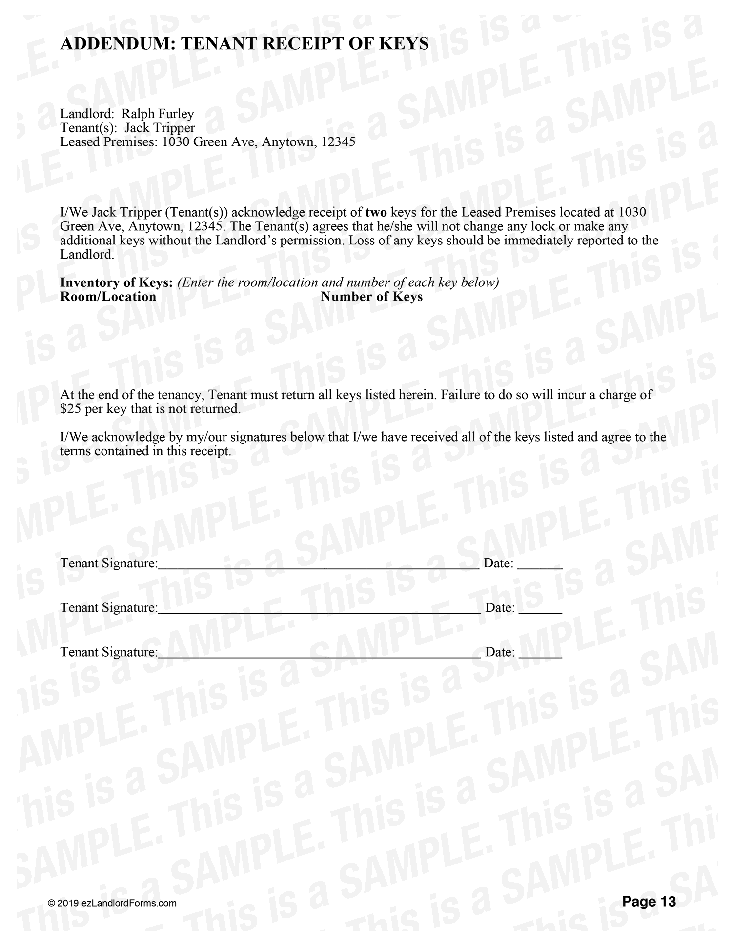 Maryland Lease Agreement With Esign Ezlandlordforms